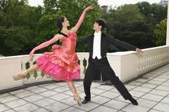 Alice Firenze & Masayu Kimoto, ORF/Thomas Jantzen