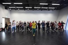 Lehrgang für Urban Dance Styles der Anton Bruckner Privatuniversität. Foto: urbanartproduction gmbh