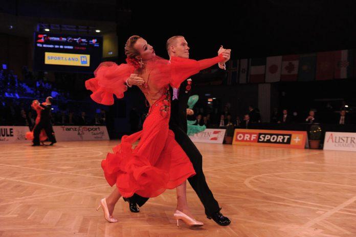 Vasily Kirin und Ekaterina Prozorova, Foto: ÖTSV/Janoch